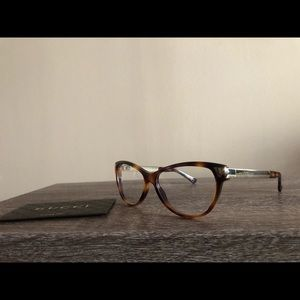 BRAND NEW GUCCI GG 3652 HAVANA/GOLD EYEGLASSES!